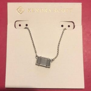 Kendra Scott Pattie Pendant Necklace NWT